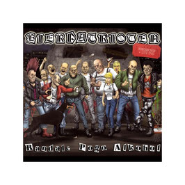 Bierpatrioten- Randale, Pogo, Alkohol CD & DVD LIM. COLLECTORS EDITION DIGIPACK
