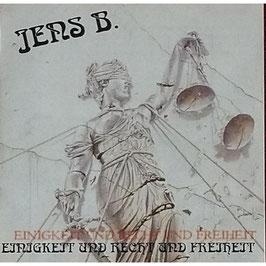Jens B.- Einigkeit und Recht und Freiheit CD