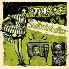 Strongside/ Selbststeller- Zankrock Trifft Nulltoleranz Deutsch Punk EP