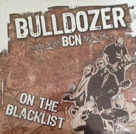 "Bulldozer - On The Blacklist ""LP"""