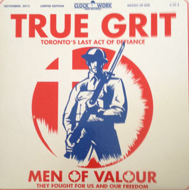 "True Grit - Men of Valour ""EP"""