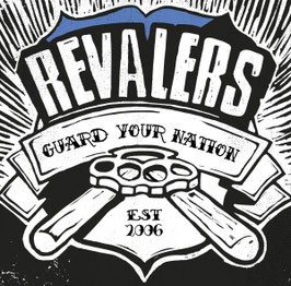 Revalers- Guard your Nation LP