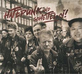 Rien ne vas Plus/ Kriegsberichter- Hatepunk und Scheitel-Oi! Doppel- Digipac CD