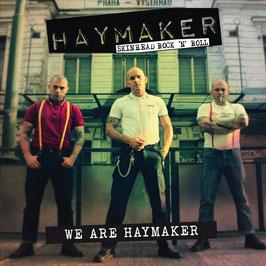 Haymaker- We are Haymaker + Bonus CD