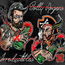Jolly Rogers/ Irreductibles- Split II CD