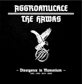 Aggroknuckle/ The Hawks- Divergence in Memorium EP PROMO