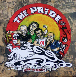 The Pride- ...and Glory Digipac