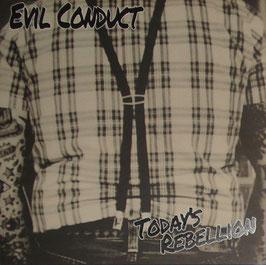 Evil Conduct- Today´s Rebellion Digipac