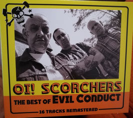 Evil Conduct- Oi! Scorchers- The Best of Digipac