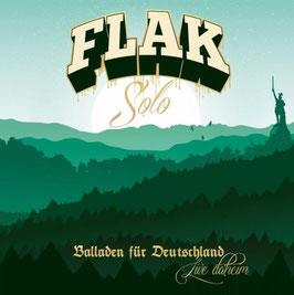 Flak (Solo)- Balladen für Deutschland DoCD