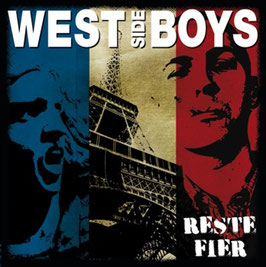 West Side Boys- Reste Fier CD