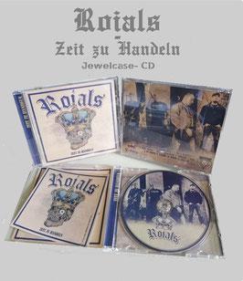 Roials- Zeit zu Handeln CD