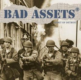 Bad Assets- Spirit of Detroit LP