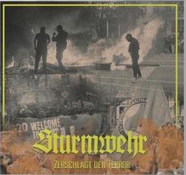 Sturmwehr- Zerschlagt den Terror CD