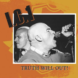 I.C.1- Truth will Out! CD