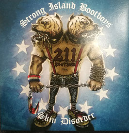 "Skin Disorder/ Strong Island Bootboys - Split ""EP"""