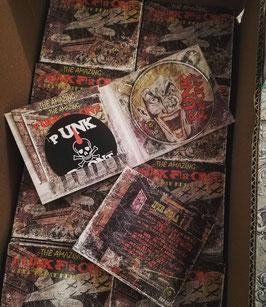 Punkfront- Der Kalte Krieg Digipac