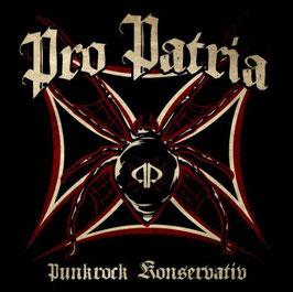 """Pro Patria - Punkrock Konservativ """"CD"""""""