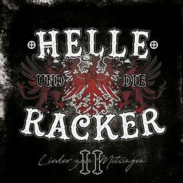 Helle und die Racker- Lieder zum Mitsingen II CD
