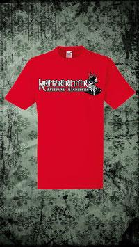 """Kriegsberichter - Rot """"Shirt"""""""