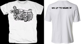 "The Morons - Who let The Morons in? ""Shirt"""