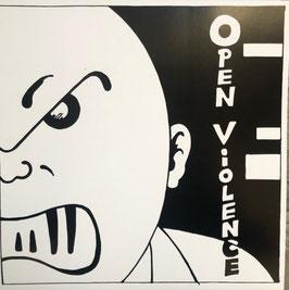 "Open Violence- Demos+Bonus 10"""