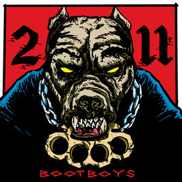 211 Bootboys Compilation: 20 Hard Years CD