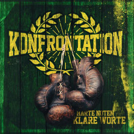 Konfrontation- Harte Noten- Klare Worte CD