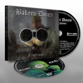 Bakers Dozen- Frightener CD+DVD