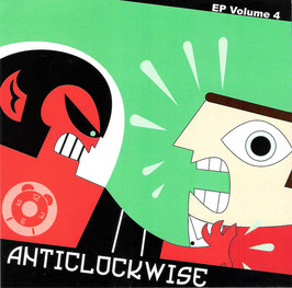 Anti Clockwise- Vol. 4 EP