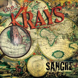 "The Krays- Sangre ""CD"""