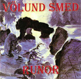 Völund Smed- Runor CD