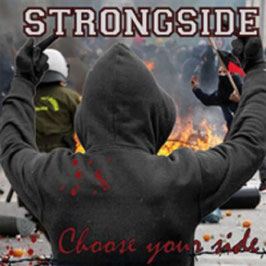 Strongside- Choose your Side CD