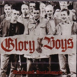 Glory Boys- Skinhead Resistance CD
