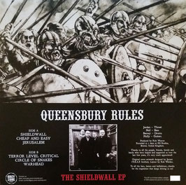 """Queensbury Rules- The Shieldwall 12"""""""