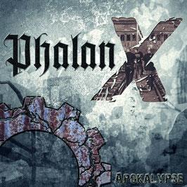 "Phalanx - Apokalypse ""CD"""