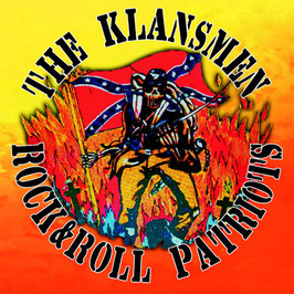 Klansmen (Skrewdriver)- Rock´n´Roll Patriots + Bonus LP (Clear)