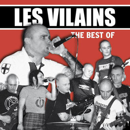 Les Vilains- The Best Of: 1997-2010 Digipac
