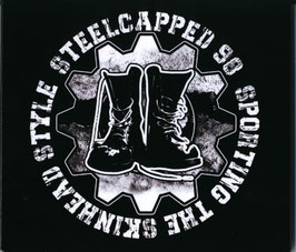 Steelcapped 98- Sporting the Skinhead Style Digipac