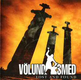 Völund Smed- Lost and Found CD