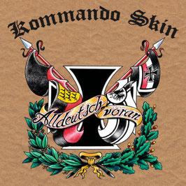 Kommando Skin- Alldeutsch voran CD