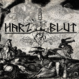 Harzblut- s/t EP