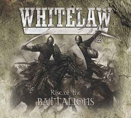 Whitelaw- Rise of the Battalions Digipac