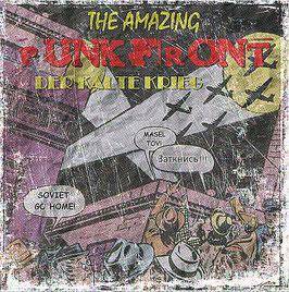 Punkfront- Der Kalte Krieg CD