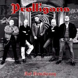 Prolligans- Auf Bewährung LP blau