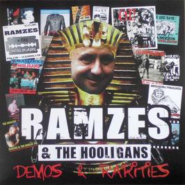 Ramzes & the Hooligans- Demos& Rarities LP