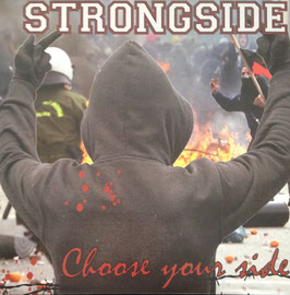 "Strongside - Choose your Side ""LP"""