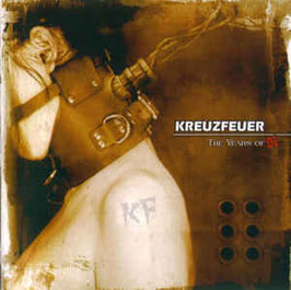 "Kreuzfeuer - The Years of Oi ""CD"""