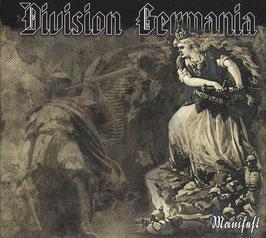 Division Germania- Manifest CD