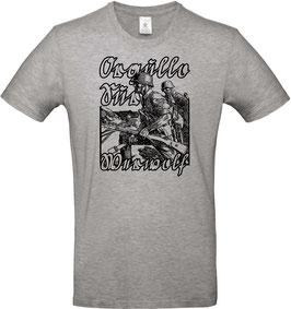 Orgullo Sur- Werwolf Shirt